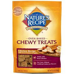 Natures Recipe Dog Food Advisor