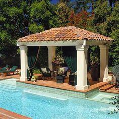 my wonderful loggia on pinterest pool houses pergolas and outdoor