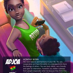Black Love Art, Black Girl Art, Black Girl Magic, Art Girl, African American Art, African Art, Ghanaian Names, Ghana Art, Drawings Of Black Girls