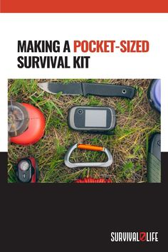 Survival Stuff, Survival Kits, Camping Survival, Backpacking, Finding Yourself, Teaching, Pocket, Tips, How To Make