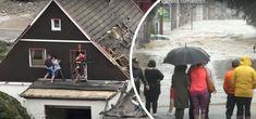 Severas inundaciones mantienen en vilo a Europa Occidental Ladder, World, Germany, Entryway, Europe, Awesome, Stairway, Ladders