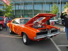 1969 Dodge Charger Modified