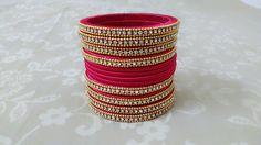 Thread Jewellery, Jewelry, Cuff Bracelets, Bangles, Silk Thread, Diy, Fashion, Bracelets, Moda