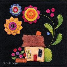 Design from Summertime Sampler by Erica Kaprow