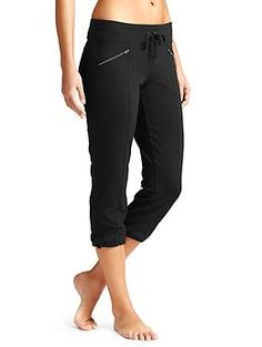 Metro Slouch Capri - The capri-length version of our urban-inspired Metro Slouch Pant that goes from trail to town on the fly.