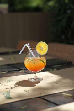 A little glass of sunshine