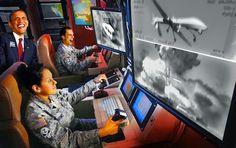TERRA REAL TIME: Il grande crimine di Obama: i droni non uccidono i...