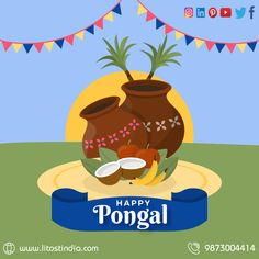 Hope you rejoice in the charm of your tradition! Happy Pongal. #pongalcelebration #2021goals #newbeginnings #Pongal2021 #Pongal #pongalfestival #makarasankranti #festive #FestiveSeason #festivalsofindia #farmers #litostindia Sms Message, Messages, Tamil Wishes, Happy Pongal Wishes, Pongal Images, Pongal Celebration, Cute Statuses, Festivals Of India, Good Luck To You