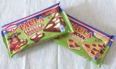 Dr. Oetker PAULA Fleckenkuchen, Kuchengenuss für groß und klein. DiePAULA Fleckenkuchen, bestehen aus Rührkuchen mit Puddingflecken. Erhältlich sind die zwei Sorten:Fleckenkuchen mit Vanille-Pudd…