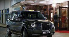 ltc tx5: een nieuwe taxi voor londen… en parijs
