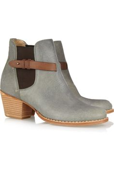 Rag & bone | Durham leather ankle boots | NET-A-PORTER.COM