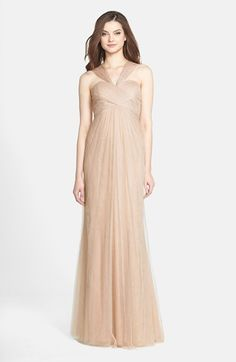 Jenny Yoo 'Willow' Convertible Tulle Gown   Nordstrom