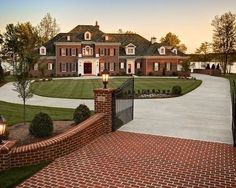Traditional Exterior Design, Pictures, Remodel, Decor and Ideas - Dream House