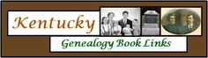 Kentucky genealogy books online. free