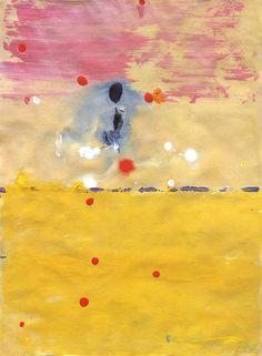 January 10 2018 at from worldintheirart Helen Frankenthaler, Robert Rauschenberg, Willem De Kooning, Action Painting, Joan Mitchell, Jackson Pollock, Collages, Abstract Landscape, Abstract Art