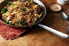 Stir-Fried Rice Noodles with Minced Pork and Black Bean Recipe on Food52 recipe on Food52