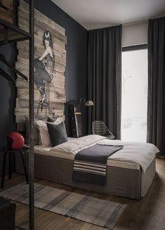 Rustic-Bedroom-Decoration-Ideas-For-Men
