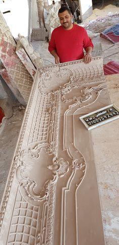 Luxury Interior Design, Interior Decorating, Art Nouveau Interior, Baroque Design, Main Door Design, Pop Design, Motif Floral, Mold Making, Architectural Elements