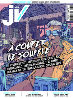 JV#66 - Septembre 2019 Borderlands 3, Cyberpunk 2077, World Of Warcraft, Beast, Cover, Classic, Movie Posters, September, Derby