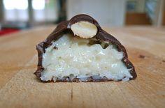 siriously delicious: Homemade Candy Almond Joy
