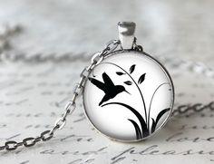 Pendants – Necklace Black Birds Jewellery Pendants – a unique product by MadamebutterflyMeagan on DaWanda