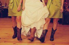 Real Rustic Wedding: Quail Creek Plantation, FL - Rustic Wedding Chic