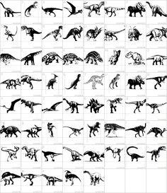 Dinosaurs Font · 1001 Fonts
