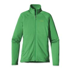 (Limited Supply) Click Image Above: Patagonia Full-zip Jacket 40137 (women's) - Sky