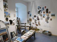 Inspirationsgrundlagen, Konzept und Arbeitsproben Mo-Metallkunst bei der Ausstellung des Kunstverein Ravensburg-Weingarten