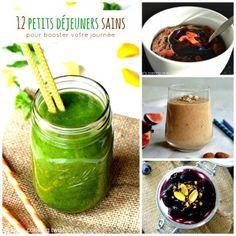 12 recettes de petits déjeuners sains