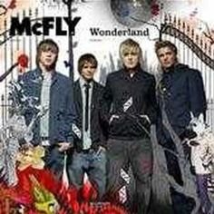 Wonderland is the 2005 CD album that includes the single 'I'll Be Ok' among others. Music Covers, Album Covers, Matt Willis, Pop Internacional, 2000s Music, Dougie Poynter, Wonderland, Too Close For Comfort, Bands