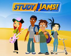 StudyJams! Interactive Science and Math Activities | Scholastic.com...This is a TERRIFIC site with tons of links!