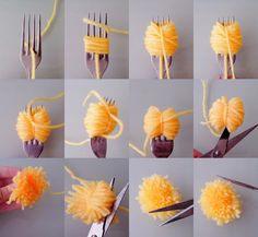 flores de lana a crochet paso a paso - Buscar con Google