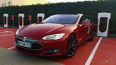 Essai Tesla Model S P85D : Bienvenue dans une nouvelle dimension