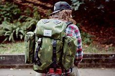 Аксессуары: The Rucksack от Poler Camping Stuff on http://frontyardmag.com