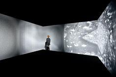 Bill Viola, Bodies of Light (2006), Installation Views