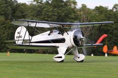 1932 Waco UBF-2,