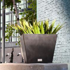 #Veradek Nobleton Square Planter | Branded #Planters for #Home & #Garden at allplanters.com