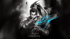 Yasuo League of Legends Art 7j