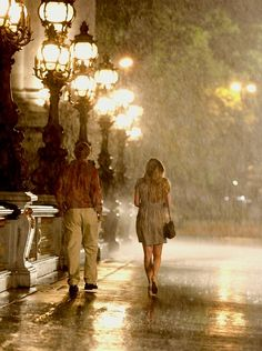 Midnight in Paris by Woody Allen.