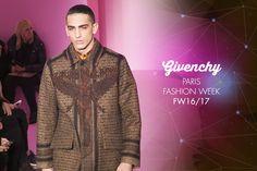 #pfw #Paris #FashionWeek #Homme #FW1617: #Givenchy #fashion