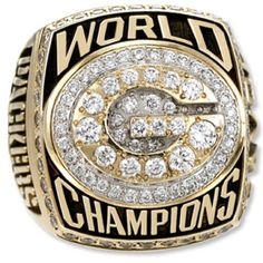 Super Bowl XXXI bling, bling....