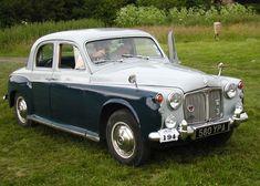 1959/62 Rover 80 P4 2.3L 4-Cylinder OHV 80hp Engine