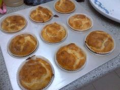 Apple Sultana muffins