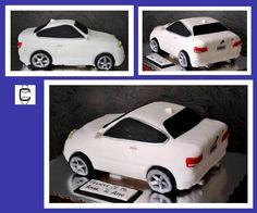 3D CAR CAKE - BMW