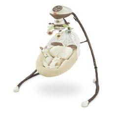 Fisher-Price My Little Snugabunny Cradle 'n Swing $126