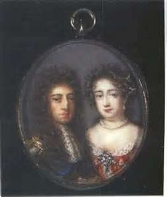 william and mary of orange england