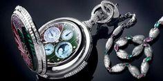 #13: Precio $ 2´400,000.00 Parmigiani Fleurier Fibonacci Pocket Watch.