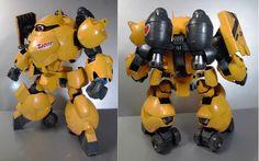 Little Giants, Custom Gundam, Hobby Ideas, Gundam Model, Plastic Models, Color Schemes, Toys, Vehicles, Creative