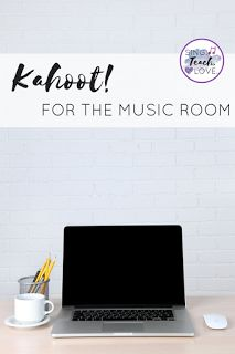 Kahoot for the music room: Great ideas for using the Kahoot website and app to assess!